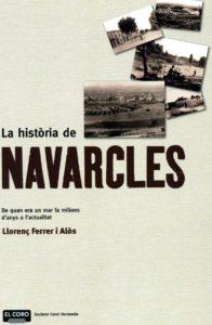 portada llibre historia Navarcles